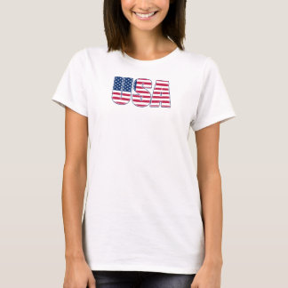 USA Ladies Spaghetti Top (02)