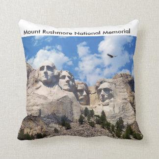 USA Landmark image for Throw-Cushion Throw Pillow