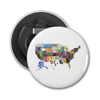 USA license plates - all states vintage