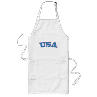 USA LONG APRON