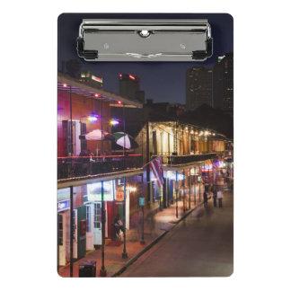 USA, Louisiana, New Orleans. French Quarter Mini Clipboard