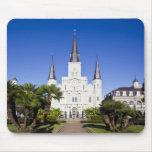 USA, Louisiana, New Orleans. French Quarter, Mousepad