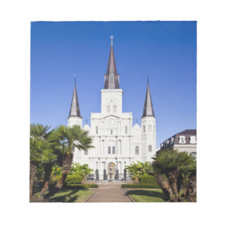 USA, Louisiana, New Orleans. French Quarter, Notepad