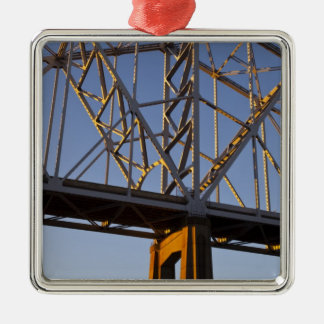 USA, Louisiana, New Orleans. Greater New Christmas Ornament