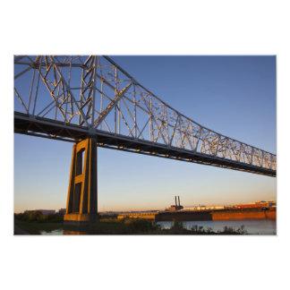 USA, Louisiana, New Orleans. Greater New Photo Print