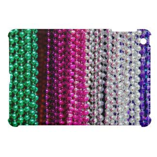USA, Louisiana, New Orleans. Mardi Gras Beads iPad Mini Cases