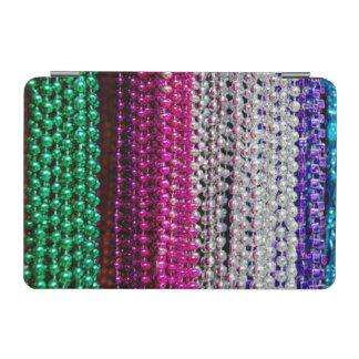 USA, Louisiana, New Orleans. Mardi Gras Beads iPad Mini Cover
