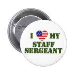 USA- LOVE -Sergeant Button