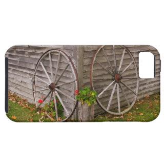 USA, Main. Wagon Wheels iPhone 5 Case