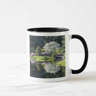 USA, Maine, Northeast Harbor. View of Asticou Mug