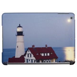 USA, Maine, Portland, Cape Elizabeth, Lighthouse