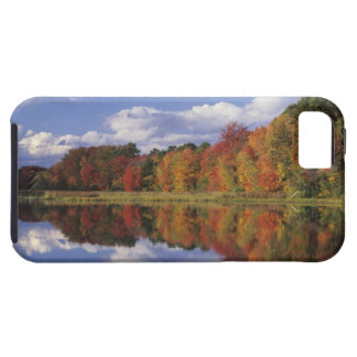 USA, Massachusetts, Acton. Reflection of autumn Case For The iPhone 5