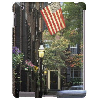 USA, Massachusetts, Boston, Beacon Hill. iPad Case