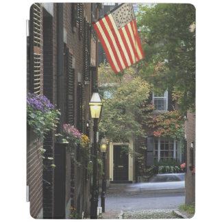 USA, Massachusetts, Boston, Beacon Hill. iPad Cover