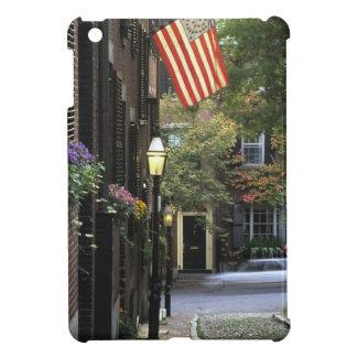 USA, Massachusetts, Boston, Beacon Hill. iPad Mini Covers