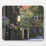 USA, Massachusetts, Boston, Beacon Hill. Mouse Pad