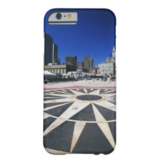 USA, Massachusetts, Boston, Boston harbour Barely There iPhone 6 Case