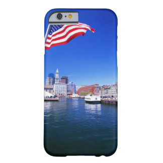 USA, Massachusetts, Boston, Boston harbour, Barely There iPhone 6 Case