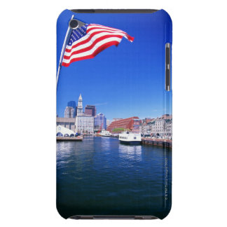 USA, Massachusetts, Boston, Boston harbour, Barely There iPod Case