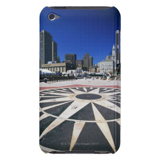 USA, Massachusetts, Boston, Boston harbour Barely There iPod Cover