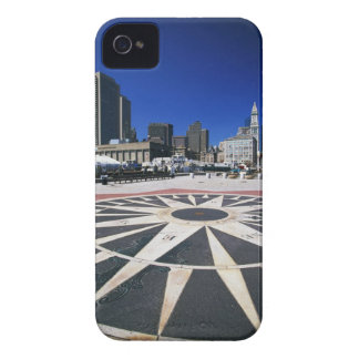USA, Massachusetts, Boston, Boston harbour iPhone 4 Cases
