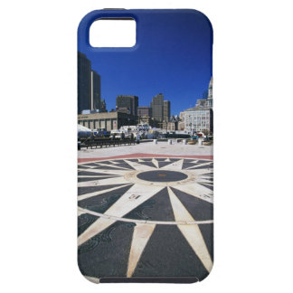 USA, Massachusetts, Boston, Boston harbour iPhone 5 Covers