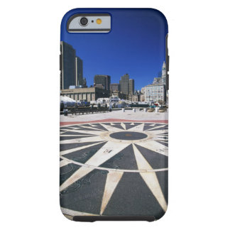USA, Massachusetts, Boston, Boston harbour Tough iPhone 6 Case