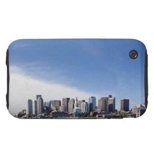 USA, Massachusetts, Boston, City skyline and iPhone 3 Tough Cases