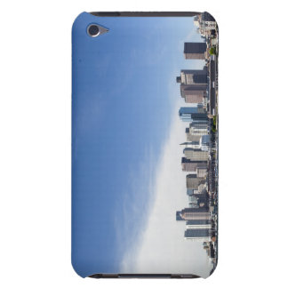 USA, Massachusetts, Boston, City skyline and Case-Mate iPod Touch Case