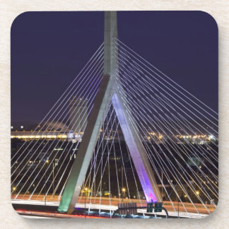 USA, Massachusetts, Boston. Leonard Zakim Coaster