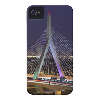 USA, Massachusetts, Boston. Leonard Zakim iPhone 4 Case-Mate Case