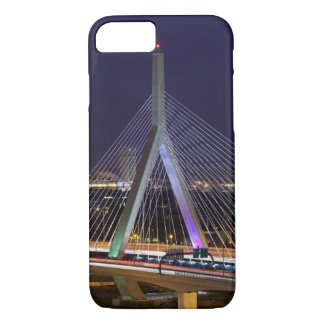 USA, Massachusetts, Boston. Leonard Zakim iPhone 8/7 Case