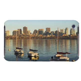 USA, Massachusetts, Boston skyline 3 Barely There iPod Cover