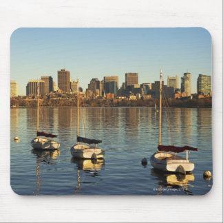 USA, Massachusetts, Boston skyline 3 Mouse Mat