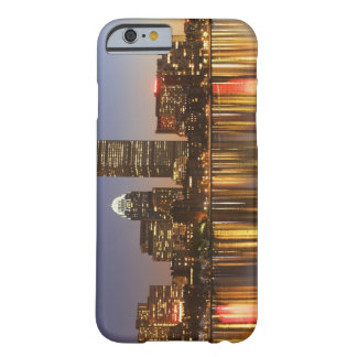 USA, Massachusetts, Boston skyline at dusk 2 Barely There iPhone 6 Case
