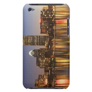USA, Massachusetts, Boston skyline at dusk 2 iPod Case-Mate Cases