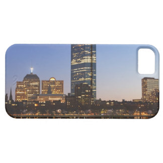 USA, Massachusetts, Boston skyline at dusk Case For The iPhone 5