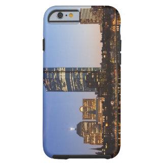 USA, Massachusetts, Boston skyline at dusk Tough iPhone 6 Case