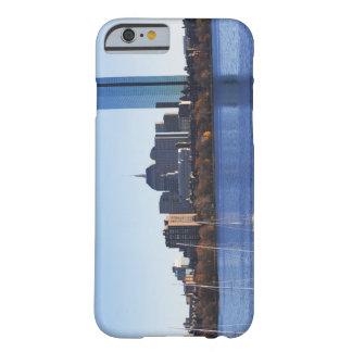 USA, Massachusetts, Boston skyline Barely There iPhone 6 Case