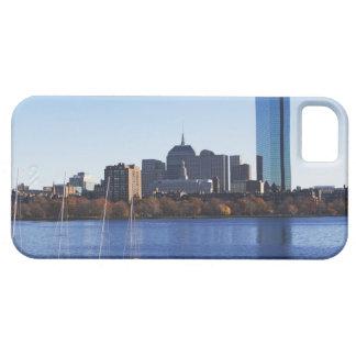 USA, Massachusetts, Boston skyline iPhone 5 Case