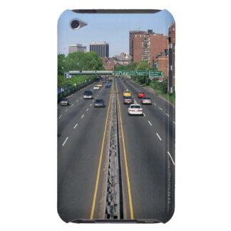 USA, Massachusetts, Boston, traffic on Storrow iPod Touch Cases
