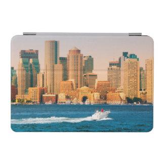 USA, Massachusetts. Boston Waterfront Panorama iPad Mini Cover