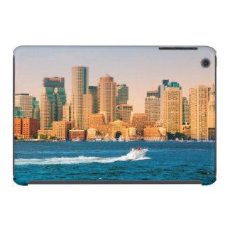 USA, Massachusetts. Boston Waterfront Panorama iPad Mini Retina Cover