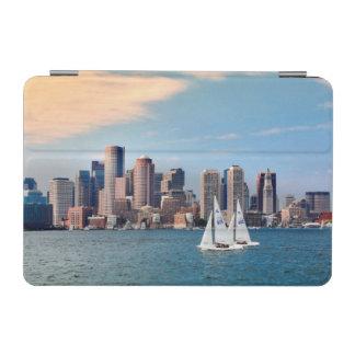 USA, Massachusetts. Boston Waterfront Skyline 3 iPad Mini Cover