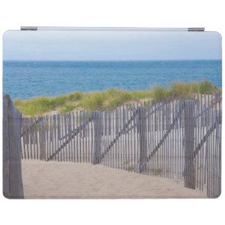 USA, Massachusetts. Dunes And Path iPad Cover