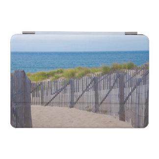 USA, Massachusetts. Dunes And Path iPad Mini Cover