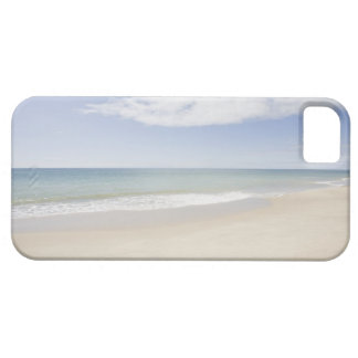USA, Massachusetts, Empty beach 2 iPhone 5 Cases