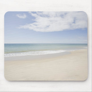 USA, Massachusetts, Empty beach 2 Mouse Pad