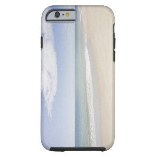 USA, Massachusetts, Empty beach 2 Tough iPhone 6 Case