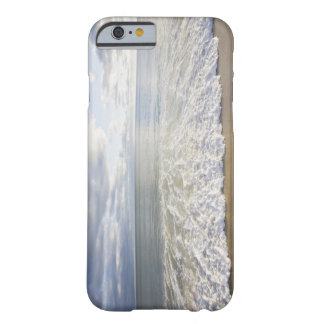 USA, Massachusetts, Empty beach Barely There iPhone 6 Case
